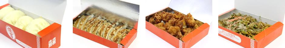 中華料理にぴったりのデザインと機能