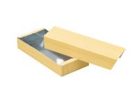 柾目柄銀折箱(中面 銀)