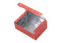 デリカ銀折箱(中面 銀)